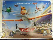 Planes Animación Adventure Original Película/ Cartel De Película Quad 76x102cm