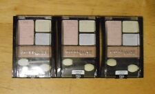 3 palette lot MAYBELLINE EXPERT WEAR EYE SHADOW LUMINOUS LIGHTS 75Q OPAL LIGHTS