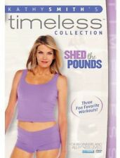 Kathy Smith's Timeless Collection: Shed the Pounds (2013, DVD NIEUW)