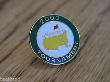 2000 MASTERS GOLF AUGUSTA NATIONAL BALL MARKER