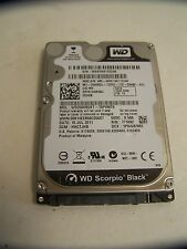 "Western Digital Black 2.5"" 250GB Laptop Hard Drive - HD - WD2500BEKT - 7200RPM"
