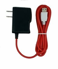 New, NABi Jr and NABi XD Tablets 6' Cord AC DC Charger 5V, Free Shipping