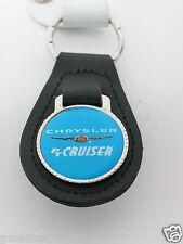 PT Cruiser KEYCHAIN Blue bkgd Auto Keyfob Key Chain