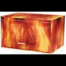 Aerosmith - Box Of Fire 12 Disc CD Set