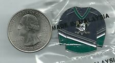 NHL Mighty Ducks of Anaheim Vintage OLD School LOGO Away Jersey Pin Sealed