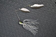 3/4 OZ Spinnerbait  Murray Cod & Yellow Belly MUZZA'S LURES C/H W/B Spinner bait