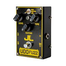 UDO FUZZ - HAND BUILT PEDAL MADE IN BRAZIL - 2 YEARS WARRANTY