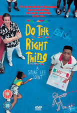 DO THE RIGHT THING - DVD - REGION 2 UK