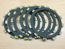 New Clutch Plates for Suzuki TS 250 XE XK Set of 6 Plates 1985-1989