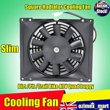 12V Radiator Thermo Electric Cooling Fan 200c 250cc Quad Dirt Bike ATV Buggy