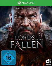 Microsoft XBox One Spiel Lords of the Fallen -- Limited Edition