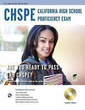 California High School Proficiency Exam (CHSPE) W/CD-ROM by Stephen Hearne...
