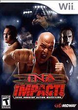 TNA Impact! - Nintendo Wii, Midway Entertainment