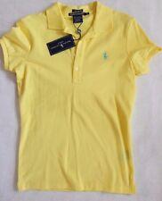 NWT Ralph Lauren Golf Women's Slim Fit Polo Shirt Top Golf Tennis Msrp$89.50