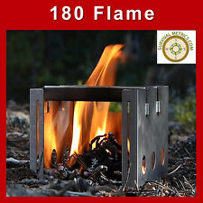 180 Flame, folding camp stove
