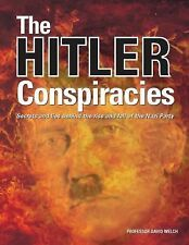 THE HITLER CONSPIRACIES Secrets and Lies BRAND NEW HARDCOVER