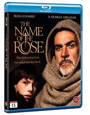 Name of the Rose (Nordic) Region Blu Ray