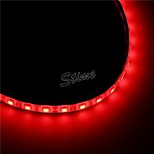 Red  PC Case Mods led strip light Self-adhesive with molex F/M connector