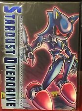 """Sonic the Hedgehog """"METAL SONIC 20th Anniversary STARDUST OVERDRIVE"""" Doujinshi"""