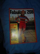 FABULOUS 208 16 January 1971 Jeff Christie Creedence Clearwater Cameron Mitchell