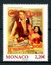 Monaco 2017 MNH Grace Kelly Movies High Noon Gary Cooper 1v Set Posters Stamps