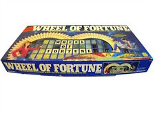 1985 Pressman Wheel of Fortune Board Game
