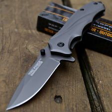"6"" Tac-Force Spring Assisted Open Blade Folding Pocket Knife Tactical Switch"