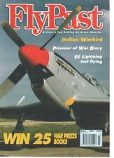 FLY PAST MAGAZINE March 1994 Italian Warbird AL