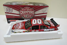 2010 Alabama BCS Champion #00 David Reutimann  nascar