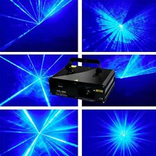 300mW 450nm Blue DMX DJ Disco Stage Laser Light Party Laser Lighting