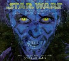 Star Wars Episode I: The Phantom Menace - The Ultimate Edition by John Williams