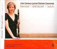 Weingartner; Camerata De La...-21St Century Lyrical Clarinet CD NEW