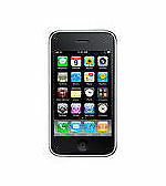 Apple  iPhone 3GS - 8 GB - Schwarz (T-Mobile) Smartphone - ohne Simlock- B-Ware