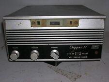 Marconi Clipper II VHF Marine tube transceiver