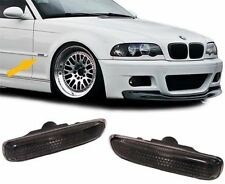 SMOKED DEPO SIDE REPEATERS INDICATORS BMW E46 3 SERIES COUPE SALOON COMPACT TYP2