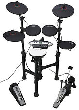 Carlsboro CSD130 Electronic Drum Kit and Accessory Pack Complete Brand New