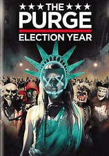 The Purge: Election Year DVD NEW