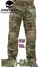 Airsoft emerson gen 2 pants trousers multicam mtp knee pads 30-32 crye style