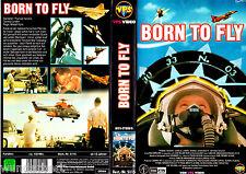"""VHS - """" Born to FLY - Zum fliegen geboren """" (1995) - Thomas Hanzon - VPS"""
