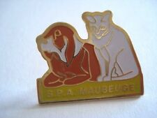 PINS RARE SPA MAUBEUGE SOCIETE PROTECTRICE DES ANIMAUX wxc 31