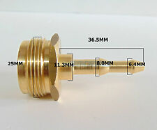 TURBOTORCH EXTREME T-504 TORCH BRASS HOSE ADAPTOR FOR PROPANE BOTTLES
