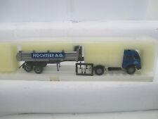 Brekina 1/87 7811 MAN Diesel - Hochtief A.G. Baukipper / Muldenkipper WS2356