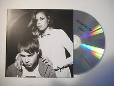 ALUNAGEORGE : YOU KNOW YOU LIKE IT  (2 x EP ON 1 PROMO !!!)  - FRENCH CD