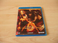 Blu Ray Die Tribute von Panem - The Hunger Games - 2012 - Jennifer Lawrence