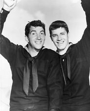Dean Martin and Jerry Lewis UNSIGNED photo - H4515 - Sailor Beware