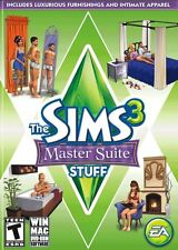 Los Sims 3: Master Suite Stuff (PC/Mac, región libre) Origin clave de descarga