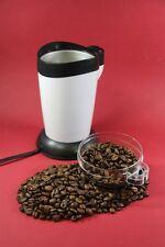 kompakte Kaffeemühle mit Edelstahl Messer max 65 g Gewürzmühle Getreidemühle