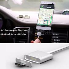 2.4A Micro USB Charging Magnetic Adapter Charger For Android Samsung / LG