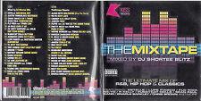 KISS PRESENTS THE MIXTAPE Mixed By Shortee Blitz 2008 UK 42-trk promo test 2CD