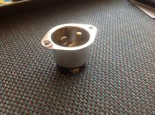 (7) HUBBELL 15A 125V MALE PLUG MINIATURE FLANGE INLET  STYLE SS $95
